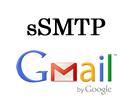 sSMTP root通知に最適/Gmail OP25B対策