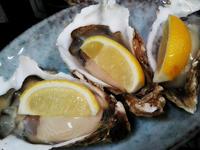 中央区 築地 粋 牡蠣が美味しい。はらぺこ日記