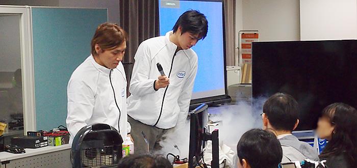 かまた祭 協賛 日本工学院専門学校 東京工科大学 無事終了