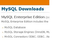 MySQLを/var/lib/mysqlから/home/mysqlディレクトリに変更