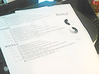 ORCA 日医標準レセプトソフト LBP6230 プリンター設定
