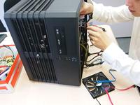 制作パソコンの組み立て CORSAIR AIR540