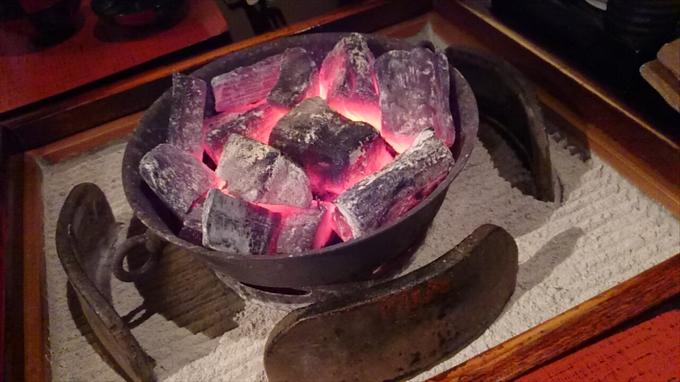 うかい烏山 鶏炭火焼