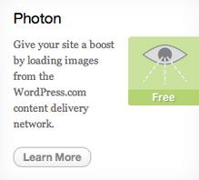Jetpack Photonの無効化    WordPress