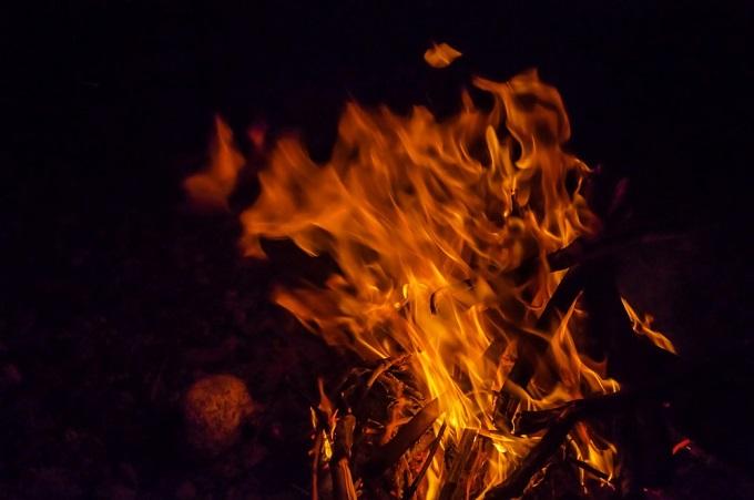 放火 防犯対策