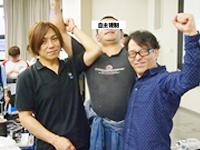 日本工学院でのイベント無事完了