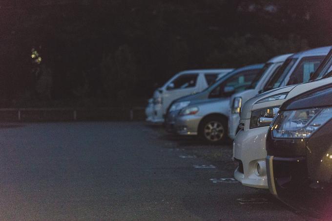駐車場 防犯対策
