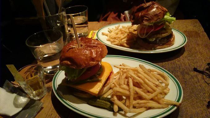 新宿 ブルックリンパーラー ハンバーガー
