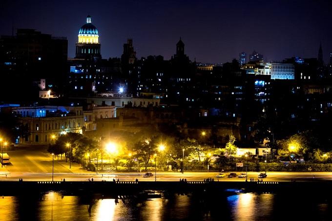 キューバ 首都 ハバナ