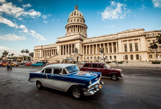 キューバ 国交