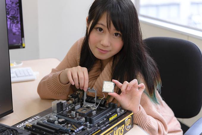 インフラ女子 CPU
