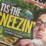 ニューヨーク NY 花粉症