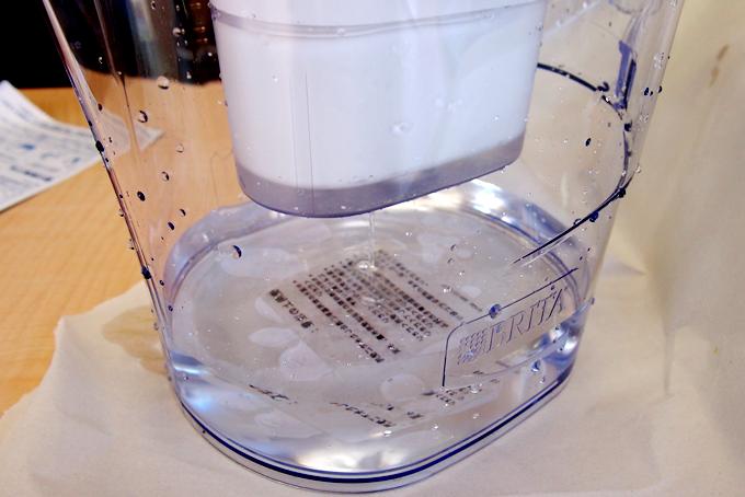 ブリタ ポット型浄水器 「アルーナXL」を買いましたよ