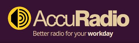 AccuRadio ロゴ
