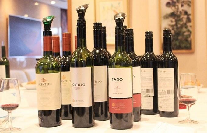 アルゼンチンワイン