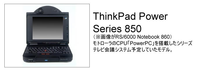 RS/6000 Notebook 860