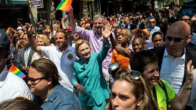 LGBT NY Parade パレード