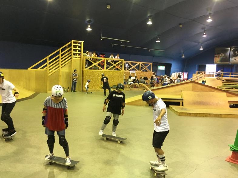 スケートボード,eラーニング