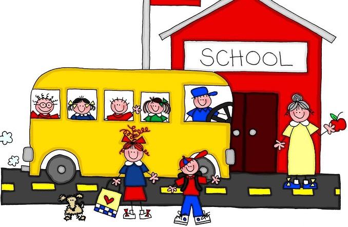 アメリカ 子供 学校 1人
