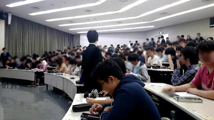 日本工学院で講演してきましたよ