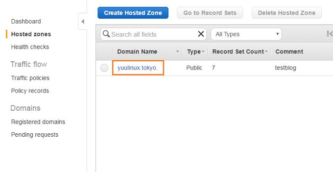 AWS SES メール認証 サーバ証明書 HTTPS Route53