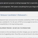PHP SQlite2 インストール