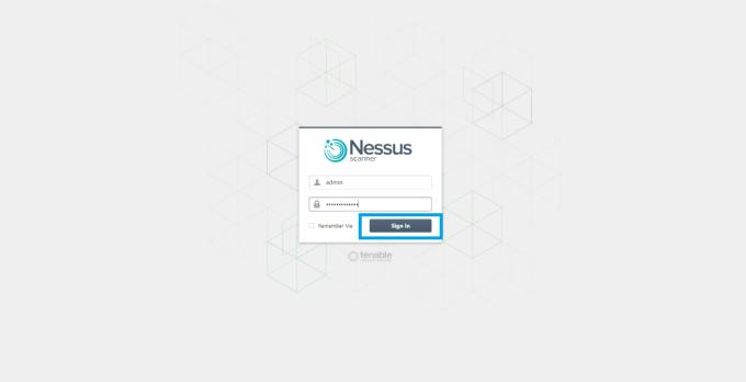 Nessus_構築_13