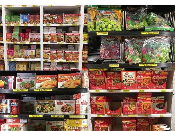 インド系 スーパー