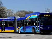NYの無料Wi-Fi、ついにバスに登場