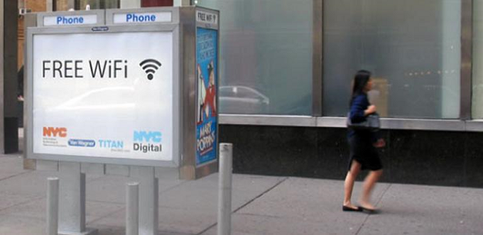 無料wifiバス