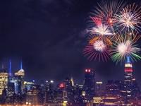 夏だから、花火が見たい!ニューヨークの花火事情