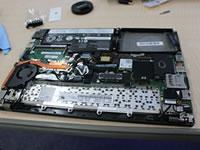 ジャンクなThinkPad x240は修理して使えるか?