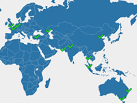 DNSサーバの浸透・伝播・キャッシュ状況がわかる DNS Propagation Checker