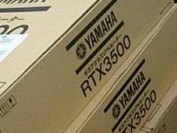 YAMAHA RTXルータ DNSサーバのアドレスをクライアントに配布する