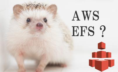 AWS EFSを使ってみよう 東京リージョンリリース記念!