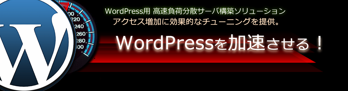 WordPress加速